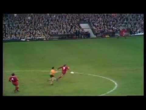 Liverpool v Wolves, 31st October 1970