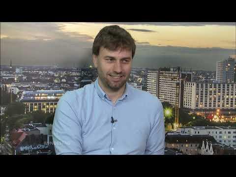 TV Berlin: Aus dem Bundestag - mit Stefan Gelbhaar