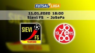 11.01.2020 16:00  Sievi FS -JoSePa