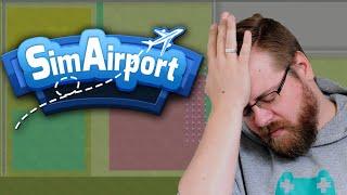 Ich habe mich verquatscht 🎮 SimAirport #18