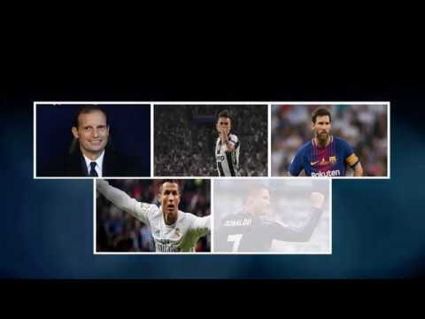 Messi Neymar Suarez Vs Ronaldo Bale Benzema Video