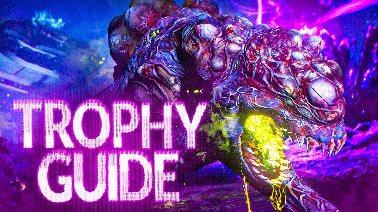 DIE MASCHINE - COMPLETE TROPHY GUIDE (Cold War Zombies Tutorial)
