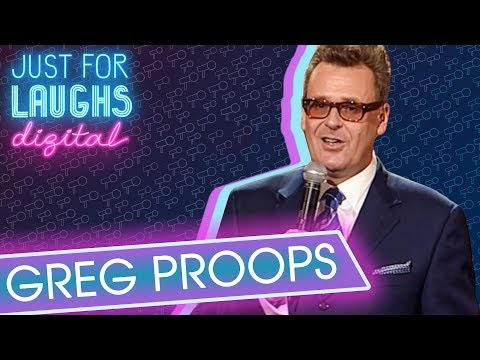 Greg Proops Stand Up -  2007