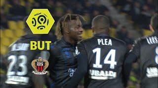But Alassane PLEA (42') / FC Nantes - OGC Nice (1-2)  / 2017-18
