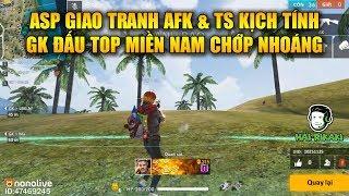 Free Fire | ASP Giao Tranh AFK Và TS Kịch Tính - GK Đấu Top Miền Nam Chớp Nhoáng | Rikaki Gaming