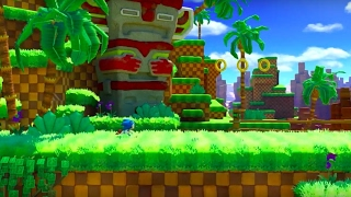 Sonic Forces Official Classic Sonic: Green Hill Zone Gameplay Video thumbnail