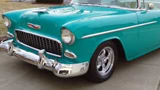 1955 Chevrolet Bel Air HT for sale auto appraisal Grand Blanc Michigan