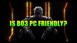 Call Of Duty Black Ops 3 - Will We Ever Have a Good PC Port? | Multiplayer First Impressions