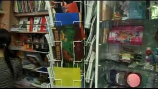 Канцтовары и художники.avi(Магазин канцелярии и товаров для художников., 2012-02-25T10:35:57.000Z)