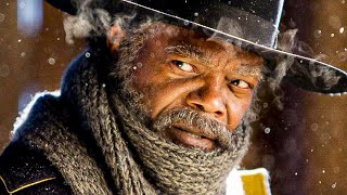 The Hateful Eight Trailer #2 (2016) Quentin Tarantino, Samuel L.Jackson