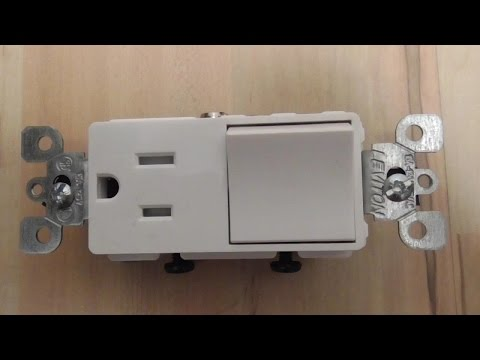 converting a light switch to a switch outlet combo diy lvt1739 t converting a light switch to a switch outlet combo diy lvt1739 t 5625 decora levition