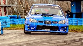 SUBARU WRC World Rally Team Official Prodrive HD