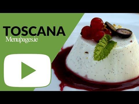 Toscana Restaurant, City Centre, Dublin