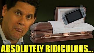 When People Make Nintendo Clickbait Videos...