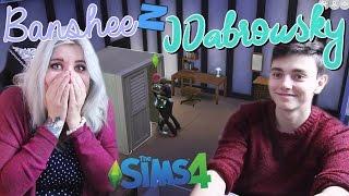 Simsy razem z JDabrowsky! The Sims 4 Spotkajmy się!