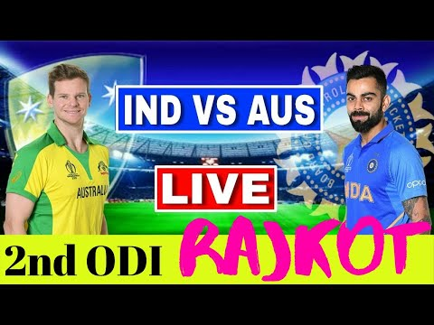 India Vs Australia 2nd ODI | IND VS AUS Today Match Live Streaming, Hotstar Live #surabhinews