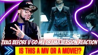 TVXQ! 동방신기 '이것만은 알고 가 (Before U Go)' MV Drama Ver. REACTION
