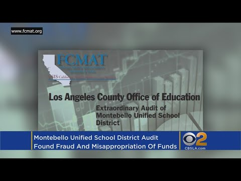 Audit Finds Troubled Montebello School District Likely Engaged In Fraud