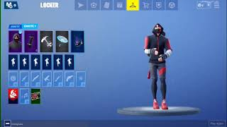 FrostyMD Trading Fortnite Compte NGF Look In Description!