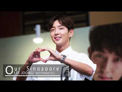 (mp3) Our Singapore_이준기 | 20170304 LEE JOONGI Asia Tour [THANK YOU] in Singapore | イ・ジュンギ 李准基