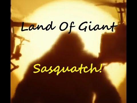 LAND OF GIANT SASQUATCH! Bigfoot Barn