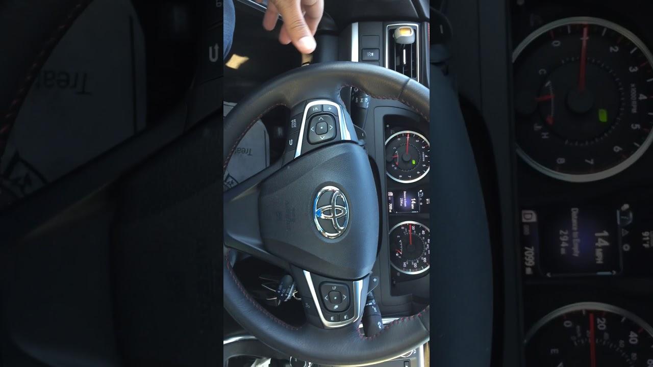 Brand New Toyota Camry Steering Problem