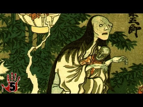 Top 5 Scariest Stories From Ancient Japanese History
