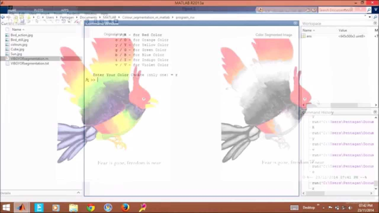 how to play video in matlab