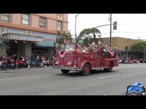 Watsonville 4th Of July Parade 2019