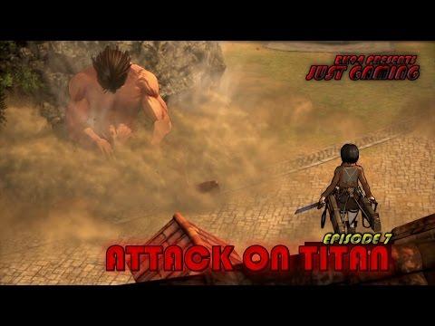 ARMIN IN A NUTSHELL!! JG - Attack On Titan Walkthrough Episode 7