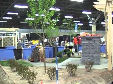 Skills Canada 2012 - Team Alberta Landscape Gardener Gold Medal Winners