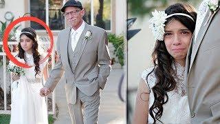 10 Yaşındaki Kızıyla Evlendi Çünkü Onu Dünyadaki Herkesten Daha Çok Seviyordu