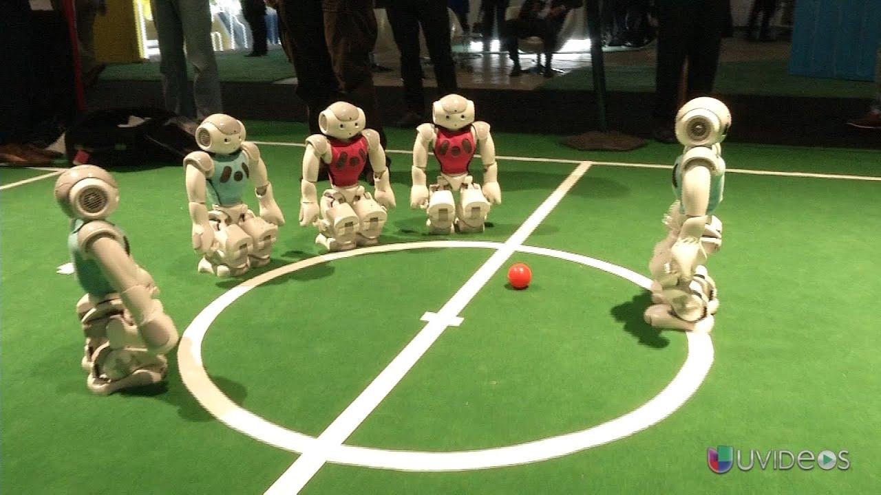 Por Qué Se Juega Al Fútbol Con 11 Jugadores Por Equipo: Un Mundial De Fútbol Jugado Por Robots