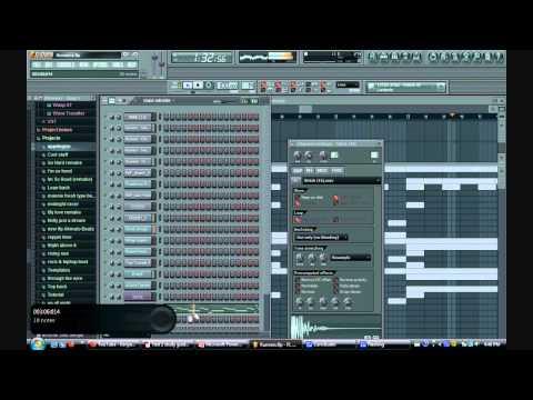 we the runners - FL Studio 9 hard rap/brass beat FREE DL