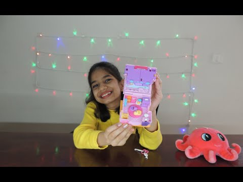 Shopkins Lil' Secrets Toy Unboxing - Game on Arcade - Jaanvi's World