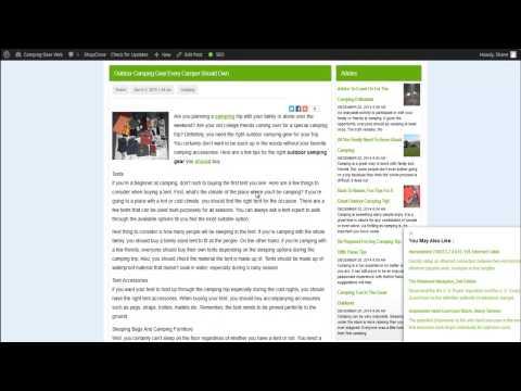 WP Optimize Traffic Plugin and Amazon Publisher Studio