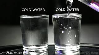 10 Amazing Science Tricks Using Liquid