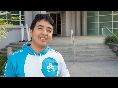 Smash Expert Tafo visits LCS, talks new Smash game and the current esports scene