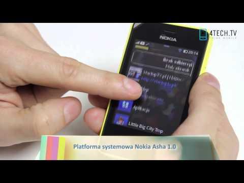 Nokia Asha 501 Dual SIM - test wideorecenzja telefonu