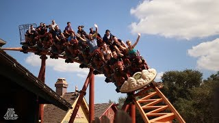 Pony Express - Knott's Berry Farm - Zamperla - Moto Coaster