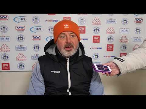 INTERVIEW | Keith Hill Post-Wigan Athletic (A)