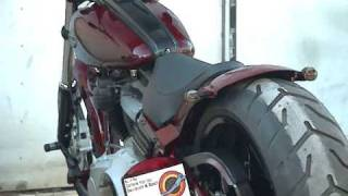 Harley Davidson Rocker Build 2009