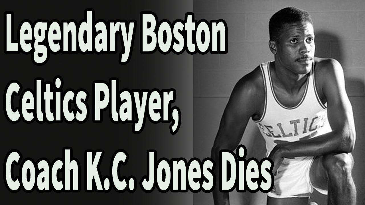 K.C. Jones was exactly what the mid-'80s Celtics needed
