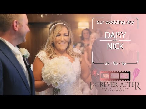 Daisy & Nick - Our Wedding Day Highlights 25.06.16