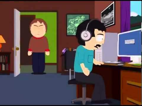 Randy Marsh Hears Dubstep