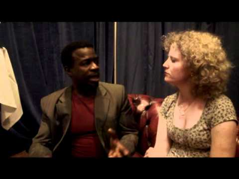 Maritza interviews Joseph McClendon.wmv