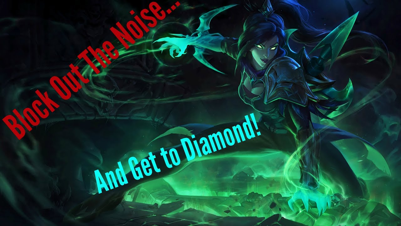 lol how to get diamond