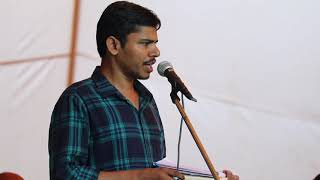 Questions from audience - Presidentail candidate Jayant kumar jigyasu in JNUSU Election 2018