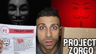 PROJECT ZORGO SENT ME THIS! CALLING PROJECT ZORGO HACKERS (DOOMSDAY DATE CLUES) ALI H