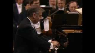 Brahms Piano Concerto No 2 -  Barenboim, Celibidache, 1991